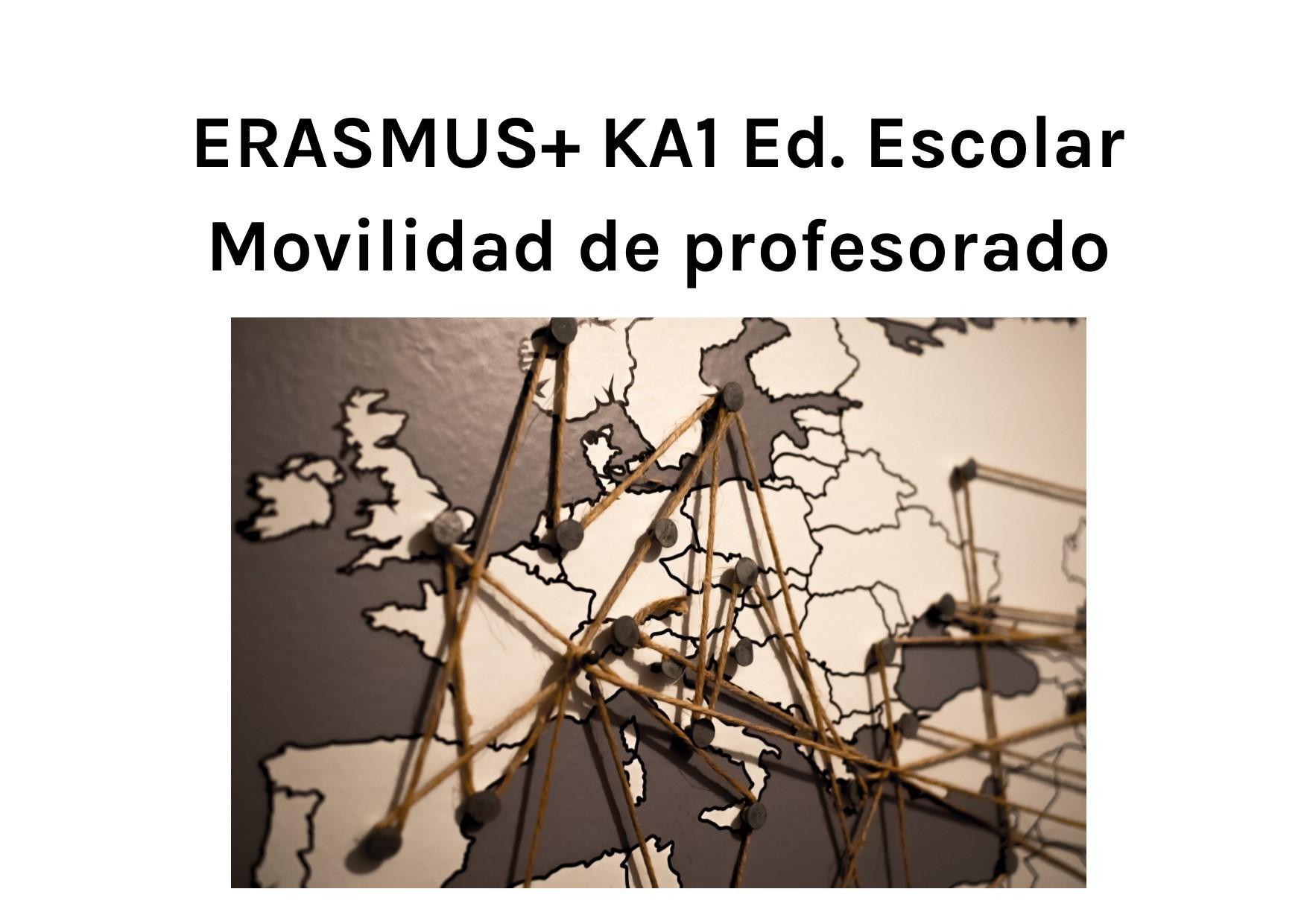 Redacción de Proyectos Erasmus+ KA1